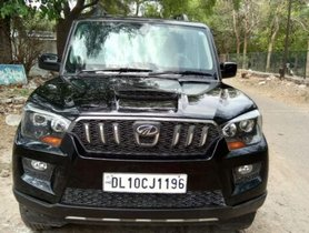 Used Mahindra Scorpio 1.99 S10 MT car at low price