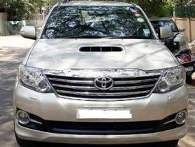 2016 Toyota Fortuner  2.8 2WD MT for sale