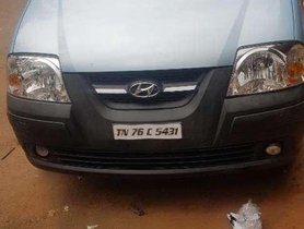 Used Hyundai Santro Xing GL LPG 2007 MT for sale