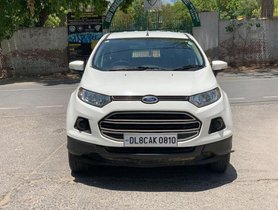 Ford EcoSport 1.5 DV5 MT Trend 2014 for sale