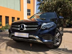 Used Mercedes Benz GLC car AT for sale at low price