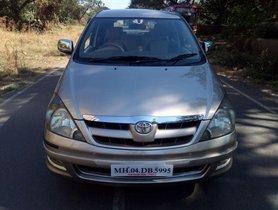 Toyota Innova MT 2004-2011 2007