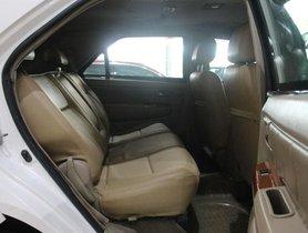 Used Toyota Fortuner  3.0 Diesel MT car at low price
