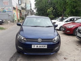 Used 2013 Volkswagen Polo Petrol Highline 1.6L MT for sale