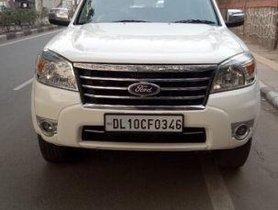 Used Ford Endeavour 3.0L 4X4 AT 2012 for sale