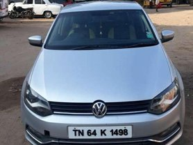2015 Volkswagen Polo MT for sale at low price