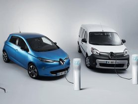 Renault To Launch 8 New EVs By 2022