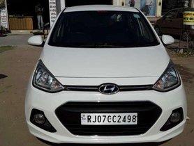 Hyundai Xcent 2016 MT for sale