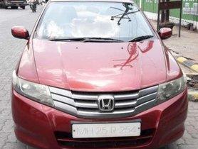 Used Honda City car S MT at low price