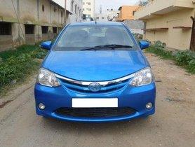 2013 Toyota Etios Liva  V MT for sale