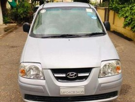 Hyundai Santro Xing GLS, 2007, Petrol MT for sale