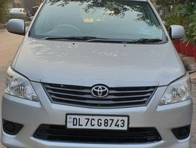 2012 Toyota Innova 2.5 GX 7 STR MT for sale