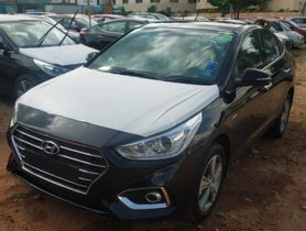2019 Hyundai Verna 1.6 VTVT AT S Option for sale