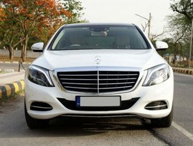 Mercedes Benz S Class S 350 CDI AT 2016 for sale