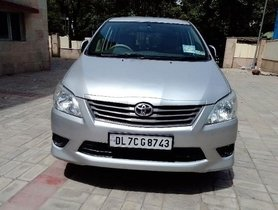 2012 Toyota Innova 2.5 GX 7 Seater DIesel MT for sale in New Delhi