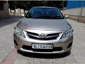 2013 Toyota Corolla Altis D-4D G Diesel MT for sale in New Delhi
