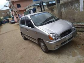 Used 2001 Hyundai Santro MT for sale