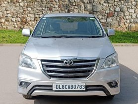 Used 2012 Toyota Innova  2.5 GX 7 STR BSIV MT for sale