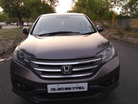 Honda CR V 2.4 MT 2013 for sale