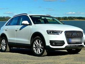 2013 Audi Q3 AT for sale at low price