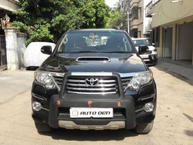 Toyota Fortuner 4x2 Manual MT for sale