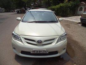 Toyota Corolla Altis Diesel D4DG MT 2012 for sale