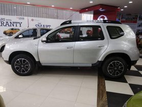 Renault Duster 110PS Diesel RxZ AMT AT 2016 for sale