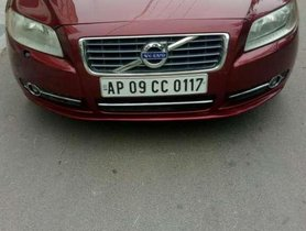 Used Volvo S80 car D5 MT at low price