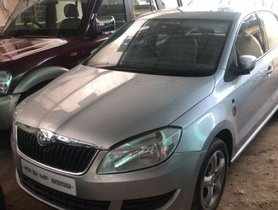 2014 Skoda Rapid 1.5 TDI Ambition MT for sale at low price