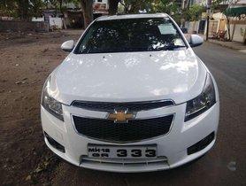 Used Chevrolet Cruze car LTZ MT at low price
