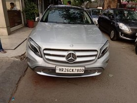 2014 Mercedes Benz GLA Class AT for sale at low price