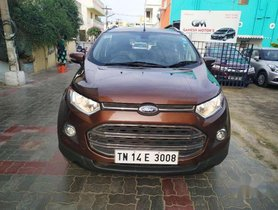Ford EcoSport 2016 MT for sale