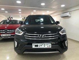 Used Hyundai Creta 1.6 CRDi AT SX Plus 2017 for sale