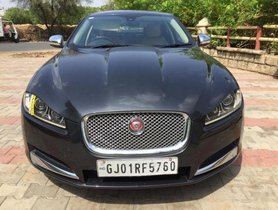 Used 2014 Jaguar XF 2.2 Litre Luxury AT for sale