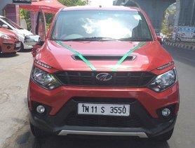 Mahindra NuvoSport N8 MT 2016 for sale