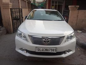 2012 Toyota Camry AT for sale at low price