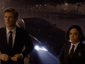 Lexus RC F Features In Men In Black's Latest Instalment