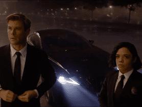 Lexus RC F Features In Men In Black's Latest Instalment