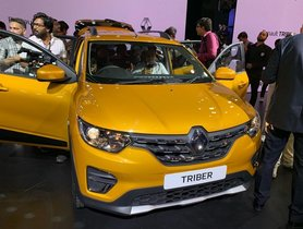 Renault Triber MPV India Launch Soon
