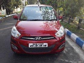 2011 Hyundai i10  Sportz 1.2 MT for sale