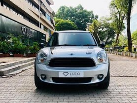 Used Mini Countryman AT car at low price