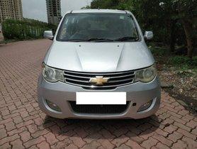 2013 Chevrolet Enjoy  TCDi LT 7 Seater MT for sale