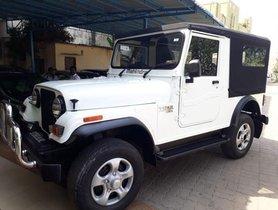 Used Mahindra Thar 4X4 MT car at low price