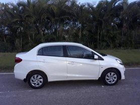 2015 Honda Amaze S i-Dtech MT for sale at low price