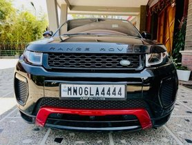 Land Rover Range Rover Evoque 2.0 TD4 HSE Dynamic AT 2017 for sale