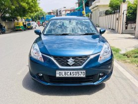 Used 2017 Maruti Suzuki Baleno Zeta MT for sale