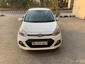 Used 2014 Hyundai Xcent  1.2 Kappa S MT for sale