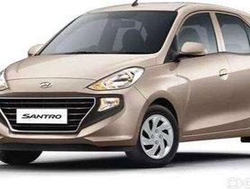 2018 Hyundai Santro MT for sale