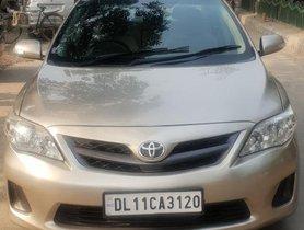 Toyota Corolla Altis Diesel D4DG MT for sale