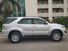 Toyota Fortuner 4x2 AT 2014 for sale